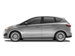 Ford C-Max Hybrid Side Body Moldings