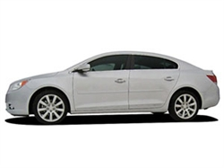 Buick LaCrosse eAssist Hybrid Side Body Moldings