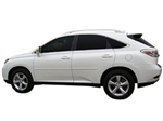 Painted Side Moldings for 2010-2015 Lexus RX450h