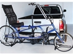 Hitch Mount Bike Rack for Toyota Prius