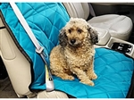 Durable carseat pet pad