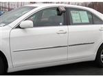 Chrome Body Side Moldings for Toyota Camry