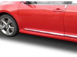 2012-2014 Chrome Body Side Moldings for Toyota Camry