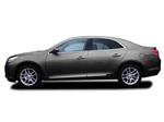 Chrome Body Side Moldings for 2013-2014 Chevy Malibu
