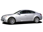 Chrome Body Side Moldings for 2013-2014 Buick Regal