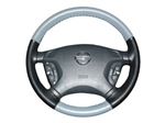 Two-Tone Steering Wheel Cover for Nissan Leaf