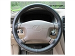 Steering Wheel Cover for 2013-2014 Lexus ES 300h