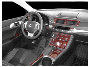 2011-2014 Lexus CT200h Dash Kit