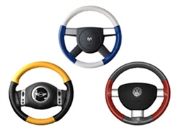 Porsche Panamera Hybrid Two-Tone Steering Wheel Cover