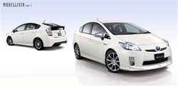 2010 & 2011 Prius Body Kit