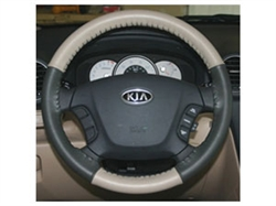 Two-Tone Steering Wheel Cover for 2012 -  Kia Optima