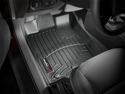 WeatherTech All Weather Floor Liner Mats for 2010-2012 Ford Fusion Hybrid