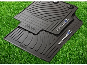 All Weather Floor Mat Liner for  Toyota Prius c