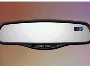 Camry Auto Dimming Mirror