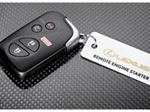 Remote Starter for 2010-2014 Lexus RX450h