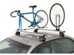 Prius C Roof Rack and Bike Rack