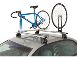 Prius V Roof Rack and Bike Rack