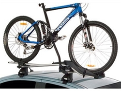 Prius V Roof Rack and Bike Rack Carrier