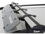 Hyundai Sonata Roof Rack Wind Fairing