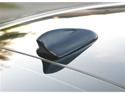 Shark Fin Antenna for 2010-2014 Honda Insight, Shark Fin Antenna, Sharkfin Antenna, Shark Antenna Fin Antenna, Exterior Car Parts for Insight: JucedHybrid.com