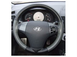 Two-Tone Steering Wheel Cover for 2011-2015 Hyundai Sonata