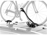 THULE Bike Rack for 2012-2014 Toyota Prius V Hybrid (Roof Mount)