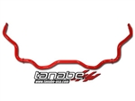 2012, 2013, 2014 Toyota Prius C Tanabe Front Stabilizer Bar