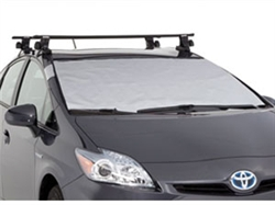 Toyota Prius C Front Windshield Snow Shield