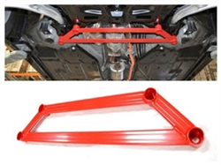 Honda CR-Z Under Brace and Chassis Stiffener