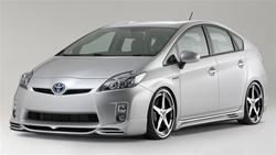2010-2011 Prius Body Kit and Ground Effects
