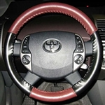 Two-Tone Steering Wheel Cover for Toyota Prius