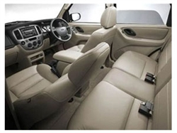 Leatherette Seat Covers for 2009-2012 Ford Escape