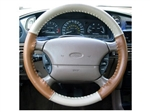 Two-Tone Steering Wheel Cover for Ford Fusion