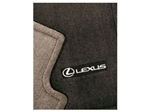 Carpeted Floor Mats 2010-2014 Lexus RX450h