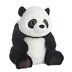 Lin Lin the Giant Stuffed Panda Bear by Aurora