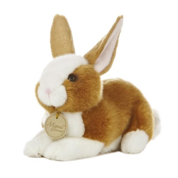 Stuffed Rabbit Dog Toy