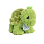 Precious Moments Zippy Turtle Stuffed Animal by Aurora