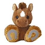 Trots the Taddle Toes Horse Stuffed Animal by Aurora