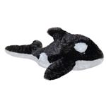 Orca the Stuffed Killer Whale by Aurora