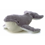 Ahab the Stuffed Humpback Whale by Aurora