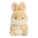 Lively the Bunny Stuffed Animal Rolly Pet by Aurora
