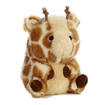 Giminy the Giraffe Stuffed Animal Rolly Pet by Aurora