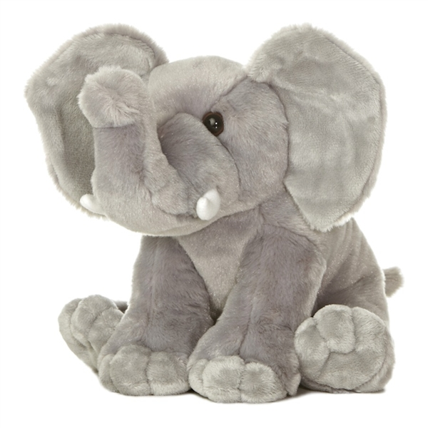 Destination Nation Elephant Stuffed Animal by Aurora at ...
