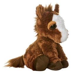 Prancer The Plush Pony Dreamy Eyes Stuffed Animal By Aurora