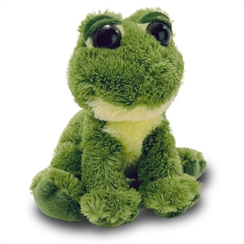 Fantabulous The Plush Frog Dreamy Eyes Stuffed Animal