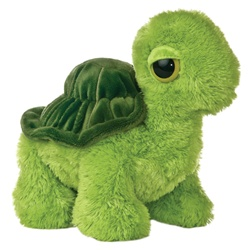 Tricks The Turtle Dreamy Eyes Stuffed Animal By Aurora