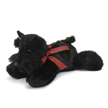 Scotty the Stuffed Scottish Terrier Dog by Aurora