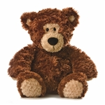 Stuffed Brown Bear 12 Inch Tubbie Wubbie by Aurora