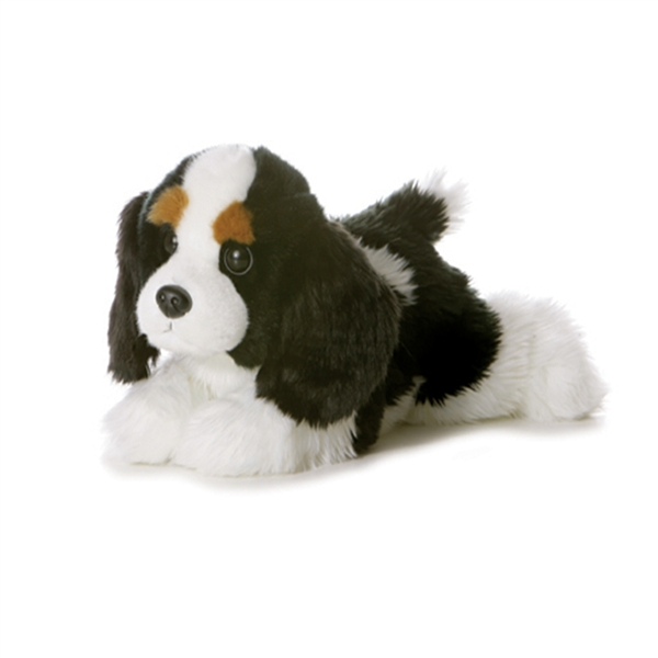 stuffed king charles cavalier spaniel