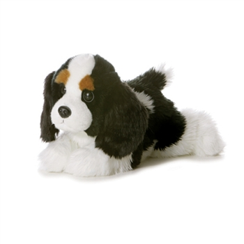 Charles the Plush King Charles Cavalier Spaniel by Aurora